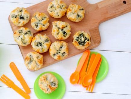 מאפה גבינה ומנגולד (צילום: שרית נובק - מיס פטל, אוכל טוב)
