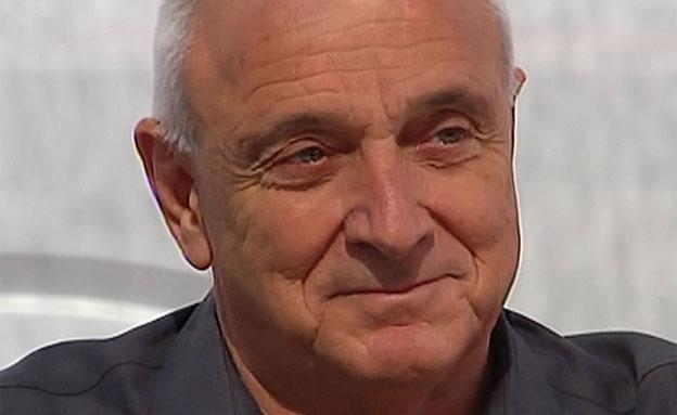 השר לביטחון פנים, יצחק אהרונוביץ' (צילום: חדשות 2)