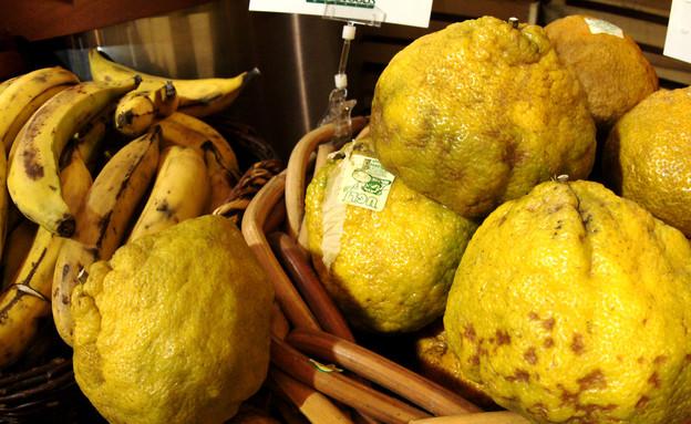 פירות סוג ב' (צילום: AP)