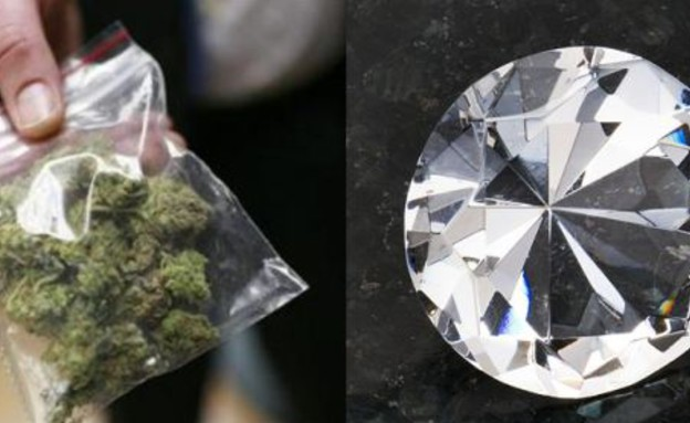 יהלום תמורת סמים (צילום: Alamy)