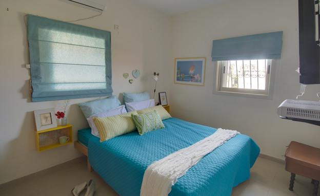 קרן בר, חדר שינה אחרי (צילום: אביבית וייסמן)