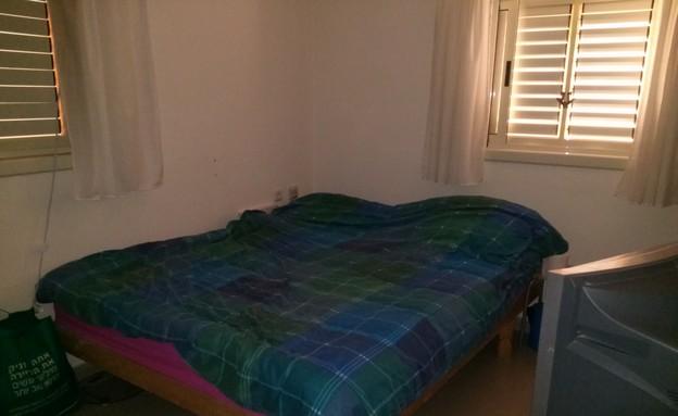 קרן בר, חדר שינה הורים לפני