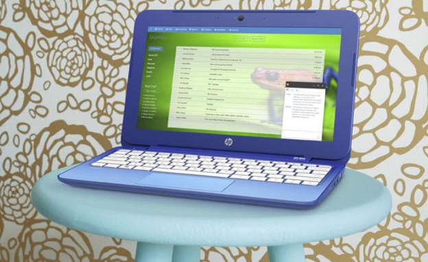 HP Stream 11, מחשב נייד עם Windows ב-200 דולר (צילום: HP)