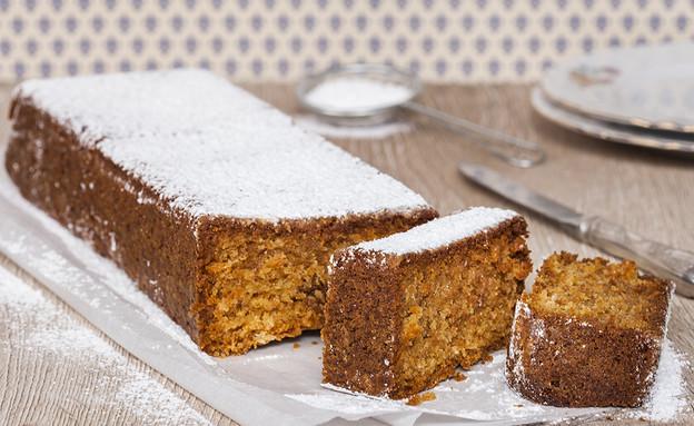 עוגת וניל וקוקוס בחושה (צילום: אסף אמברם, אוכל טוב)