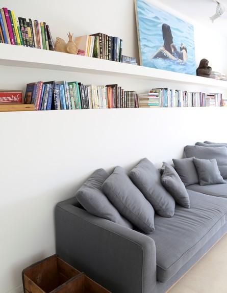 ליאת אלנבוגן, ספה גובה (צילום: ליאור דנציג)