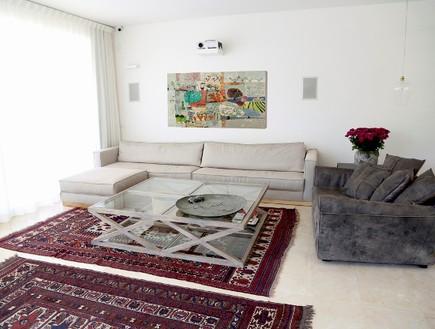 ליא אלנבוגן, פינת טלוויזיה