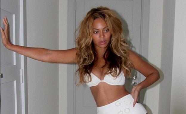 ביונסה הלבשה תחתונה (צילום: האתר של ביונסה)