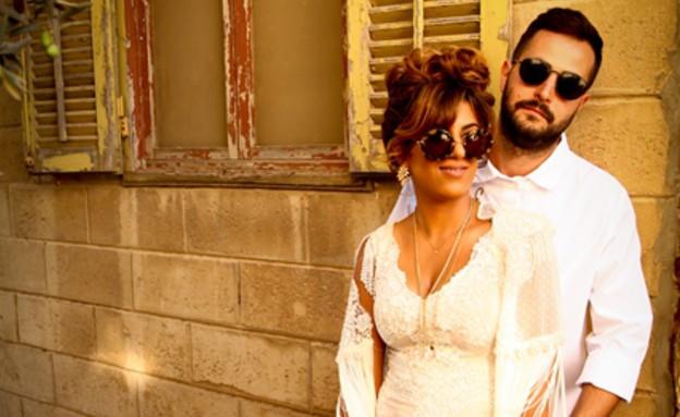 החתונה של איריס וניר (צילום: חן פלק - חמניה צילום אירועים)