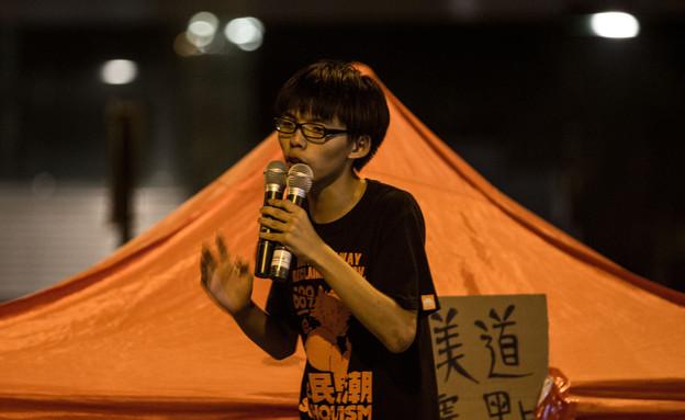 מהומות בהונג קונג (צילום: Chris McGrath, GettyImages IL)
