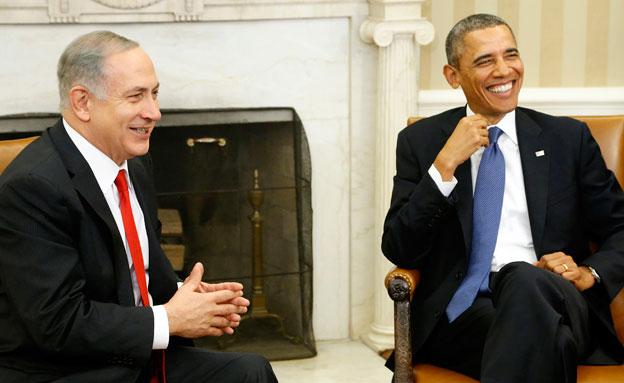 """""""ישראל תרחיק עצמה מבנות בריתה"""" (צילום: רויטרס)"""