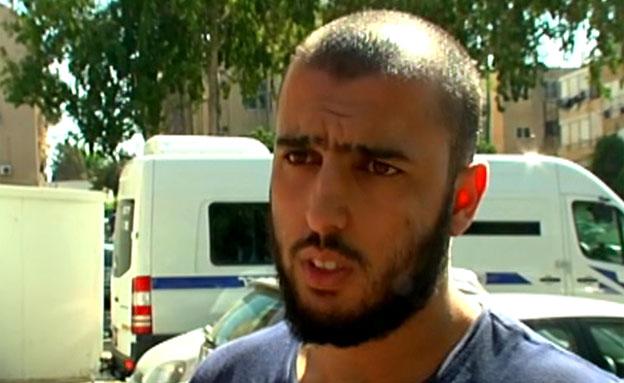 מורה שהואשם בשיתוף פעולה עם דאעש שוחרר (צילום: חדשות 2)