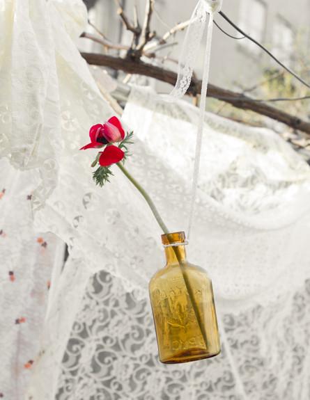 קישוטי סוכות, בקבוק זכוכית