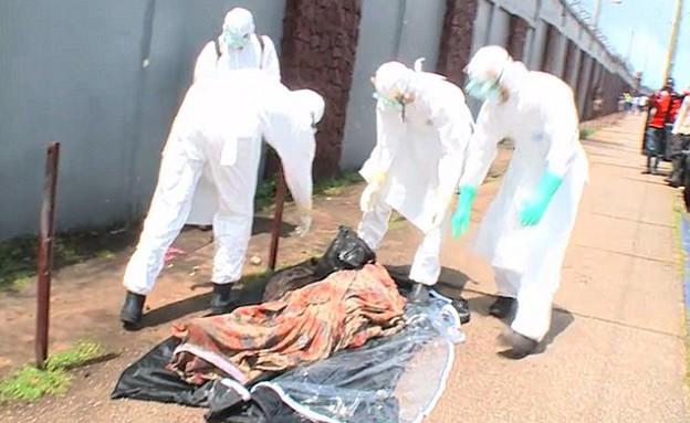 לא מת מאבולה (צילום: ABC News)