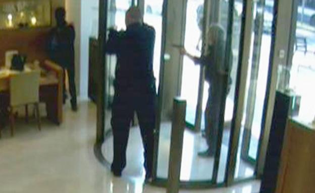שוד של חנות רולקס, רולקס (צילום: חדשות 2)