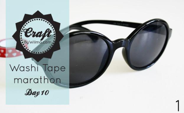 עיצובי וואשי טייפ, משקפיים, bywilma.com (צילום: bywilma.com)