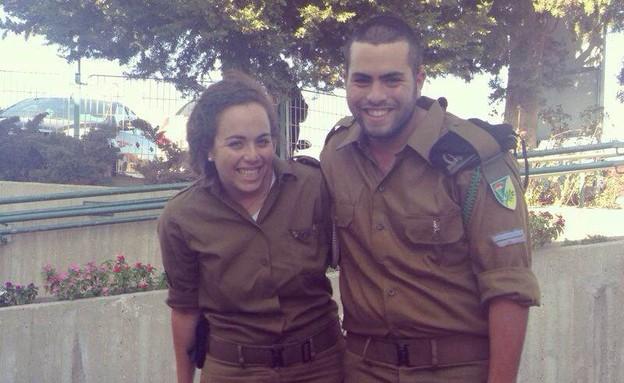 """החיילים ממשפחת עומר (צילום: דובר צה""""ל)"""