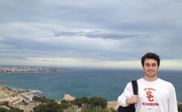 תייר מזדמן, מייקל 1 (צילום: עצמי)