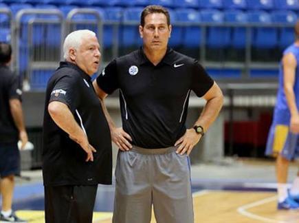 שנת המבחן של המאמן הצעיר (אלן שיבר) (צילום: ספורט 5)