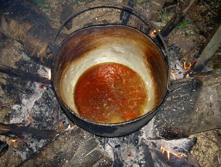 בישול איאווסקה באקוודור