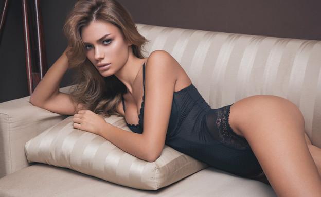 נדיה לורן - הישראלית הסקסית 2014 (צילום: ליאור קסון)