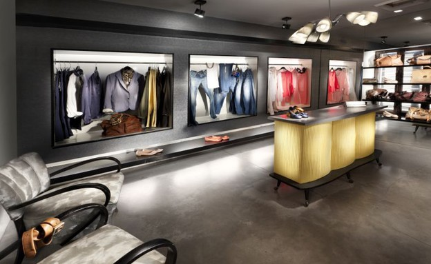 חנוית עיצוב, מווילה, אופנה מספרה צילום אלעד גונן ( (צילום: אלעד גונן)