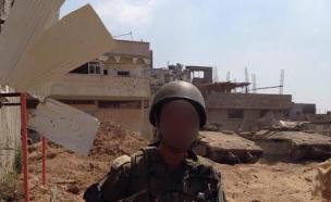 """מפקדי הסיוע החטיבתי (צילום: דובר צה""""ל)"""
