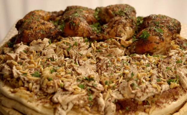 מסחאן (תמונת AVI: מתוך הכי טעים שיש, שידורי קשת)