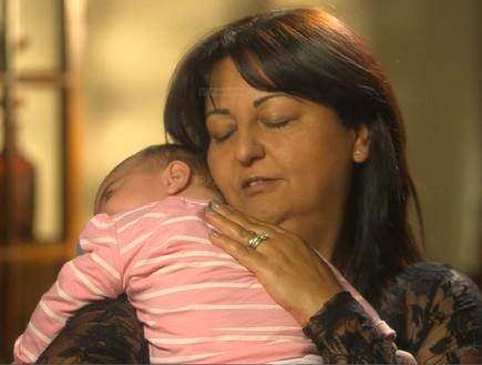 """רחל ואושר - משהו ממני (וידאו WMV: מתוך הסרט """"משהו ממני"""" של ציפי ביידר וישראל בן ברוך)"""
