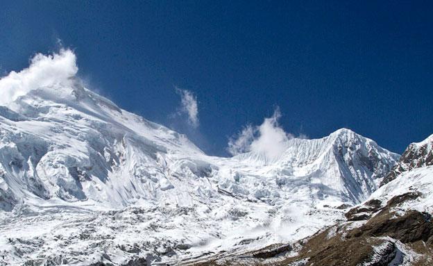 נפאל, הר (צילום: חדשות 2)