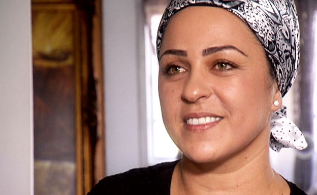 סיפורה המפתיע של הרבנית רונית ברש (צילום: חדשות 2)
