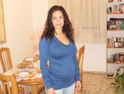 שירה גרינברג - לפני ואחרי לידה