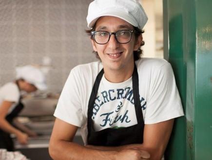 לירן גרודה באקאפיקו מסעדת איטלקית (צילום: אנטולי מיכאלו,  יחסי ציבור )