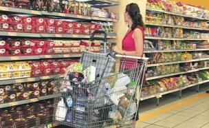 סופרמרקט (צילום: תמר מצפי, גלובס)