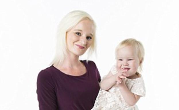 הריון בשבוע 23 (צילום: dailymail.co.uk)