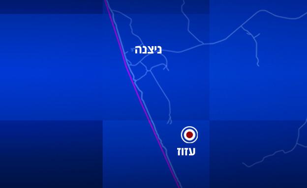 עזוז (צילום: חדשות 2)