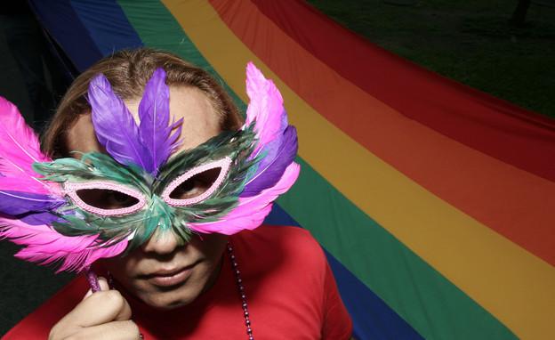 הומופוביה (צילום: ap)