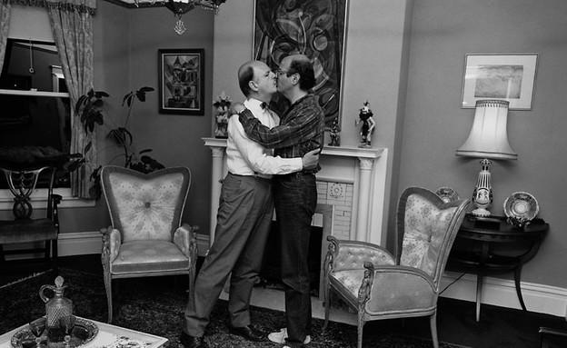 Lloyd and Joel, San Francisco, 1987 (צילום: Sage Sohier 2014)