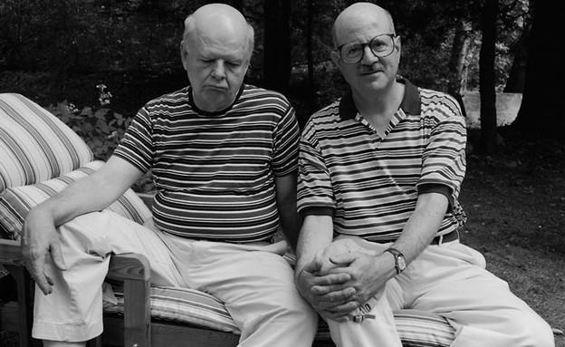 Lloyd and Joel, Stockbridge, MA, 2002 (צילום: Sage Sohier 2014)