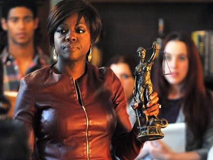 שחורים בטלוויזיה האמריקאית - ויולה דיויס באיך להתחמק מרצח