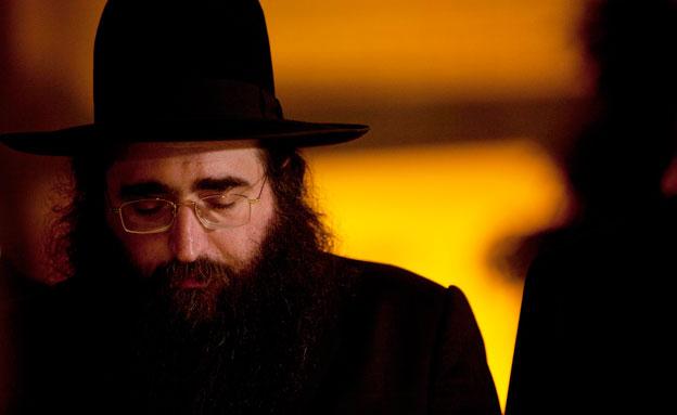 הרב יאשיהו פינטו, ארכיון (צילום: AP)