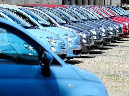 מחירי כלי הרכב עוררו מחאה (צילום: AP)