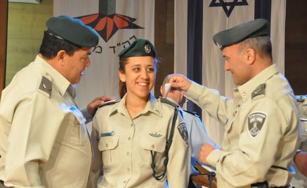 לי חן אמסלם  (צילום: חטיבת דובר המשטרה)
