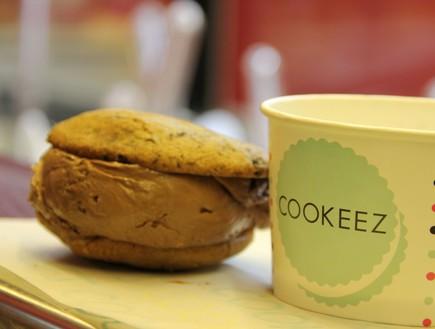 קוקיז גלידה  (צילום: שי דולב,  יחסי ציבור )