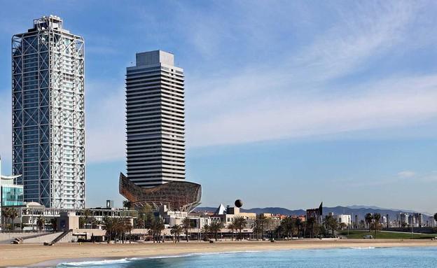 מלון ארטס ברצלונה (צילום: http://www.hotelartsbarcelona.com, האתר הרשמי)