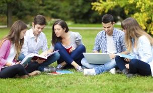 סטודנטים (צילום: אימג'בנק / Thinkstock)