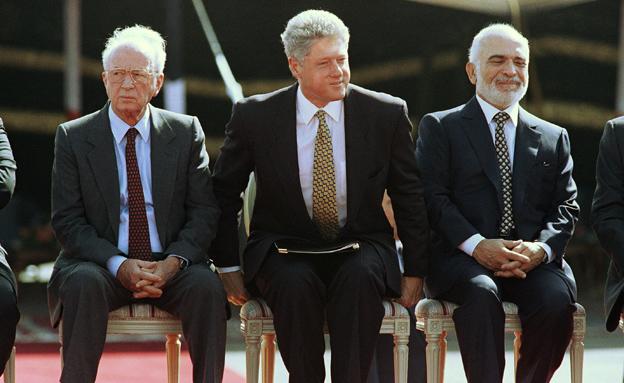 הסכם השלום בסכנה? (צילום: AP)