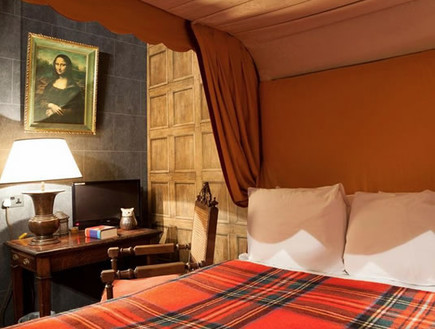 לונדון, מלון הארי פוטר (צילום: Georgian House Hotel)