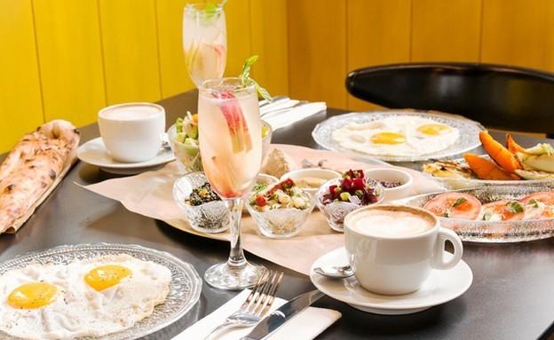 סאפורי מסעדה איטלקית ארוחת בוקר (צילום: אריאל עוזרי,  יחסי ציבור )
