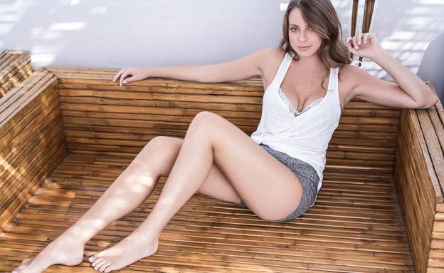 רומי גמר - הישראלית הסקסית 2014 (צילום: ליאור קסון)