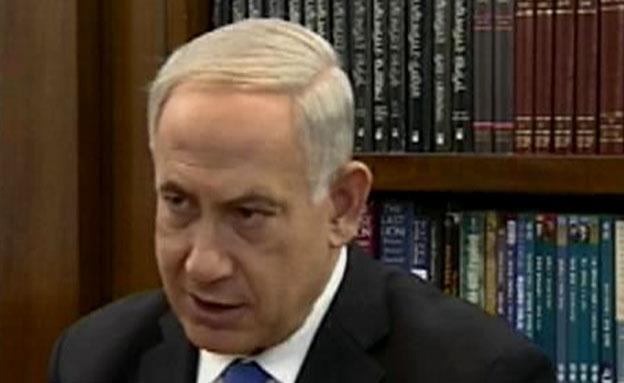 """""""הותקפתי רק כי אני מגן על ישראל"""" (צילום: חדשות 2)"""